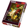 【波蘭TREFL拼圖】花團錦簇-1500片