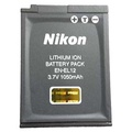 Nikon 原廠EN-EL12鋰電池(裸裝)+專用充電器