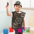 《變裝趣》兒童角色扮演造型服_軍人B款