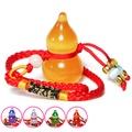【A1寶石】星光貓眼五葫臨門葫蘆吊飾 飾品 配飾 含開光  顏色隨機出貨