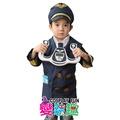 《變裝趣》兒童角色扮演造型服_飛行員